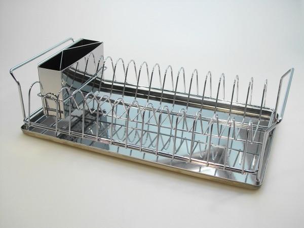MAKRO - Odkapávač nerez 11x24x46cm