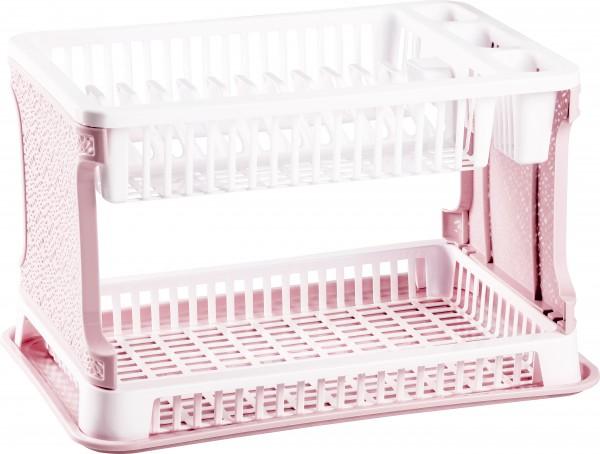 MAKRO - Odkapávač na nádobí - 2 patra
