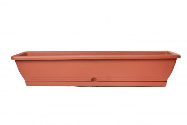 MAKRO - Plastový truhlík + podložka 80 cm, 16 l