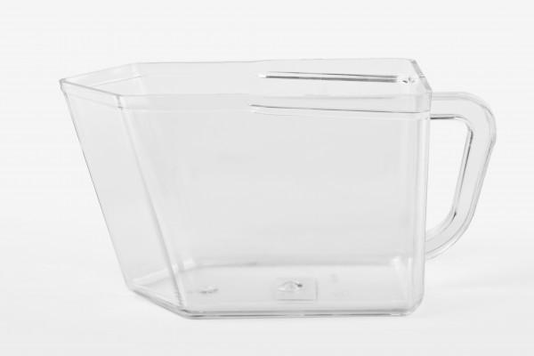MAKRO - Plastový zásobník na potraviny, čirý
