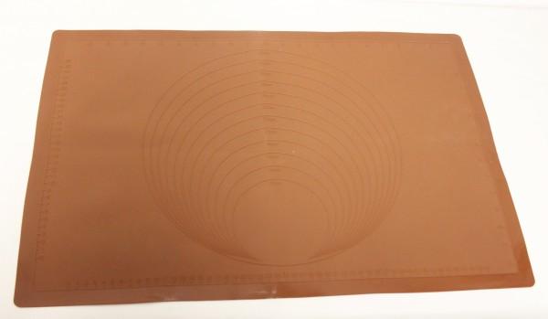 MAKRO - Silikonová podložka na válení, 61 x 41 cm