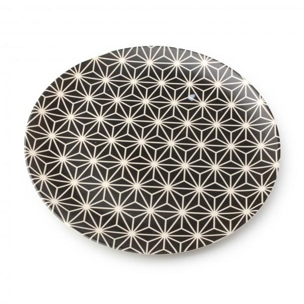 MAKRO - Talíř dezertní MAROCCO 20cm hvězda