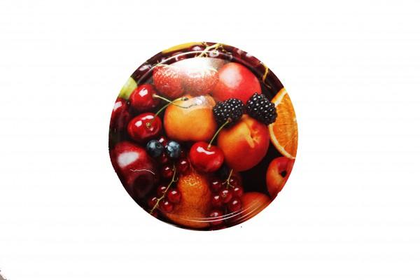 MAKRO - Víčka Twist 82 ovoce mix