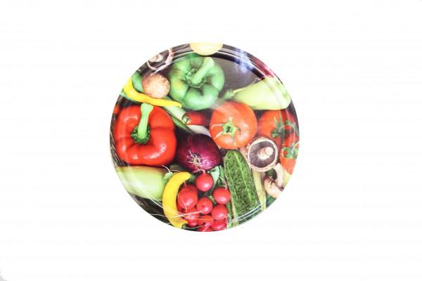 MAKRO - Víčka TWIST 82 zelenina mix