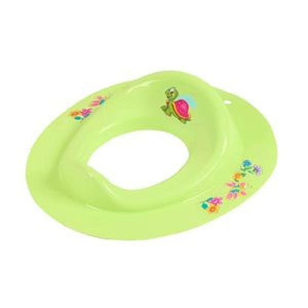 MALTEX - Redukce na WC Želva - zelená