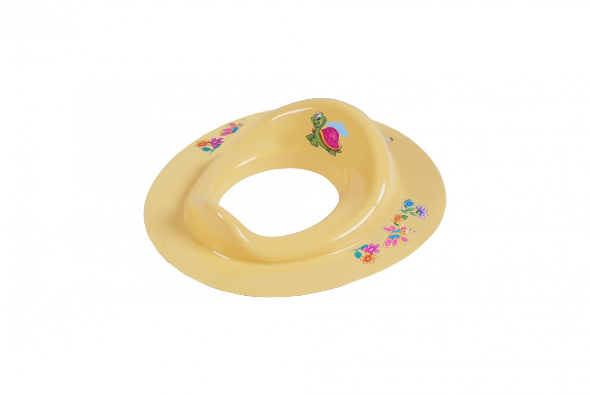 MALTEX - Redukce na WC Želva - žlutá