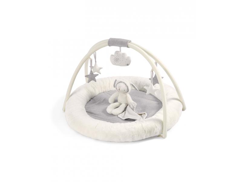 MAMAS & PAPAS - Hrací deka s hrazdou Králíček