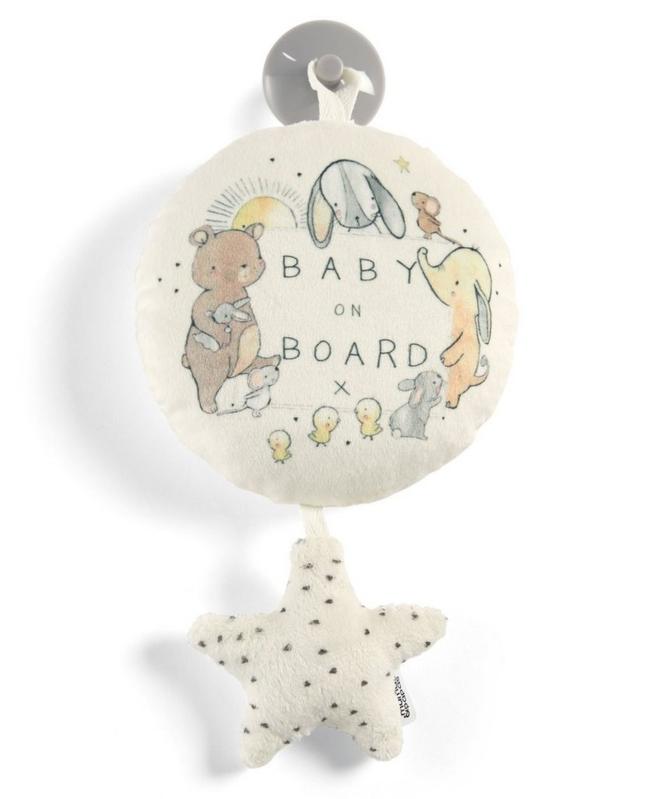 MAMAS & PAPAS - Hvězdička do auta Baby on Board