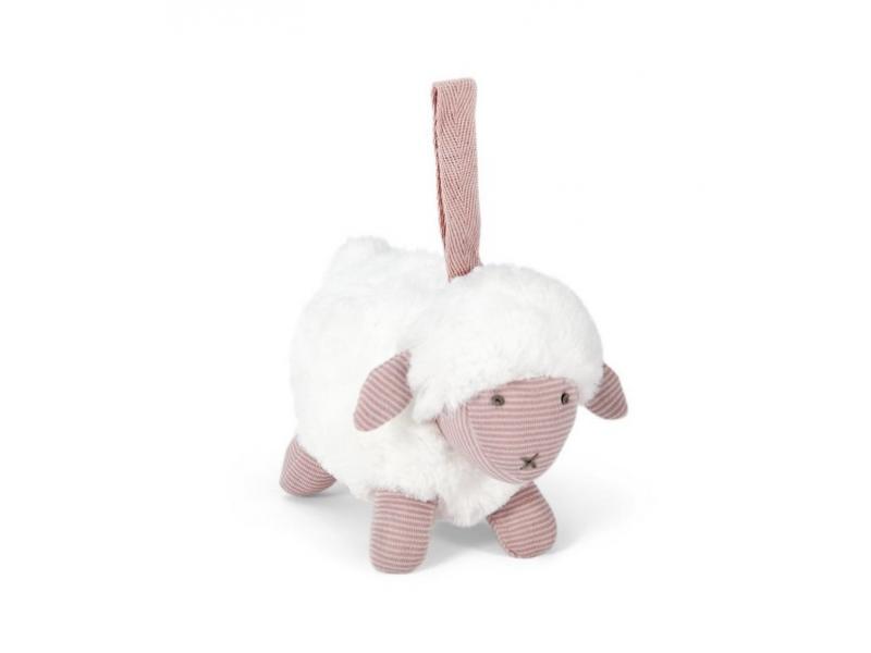 MAMAS & PAPAS - Závěsná ovečka růžová