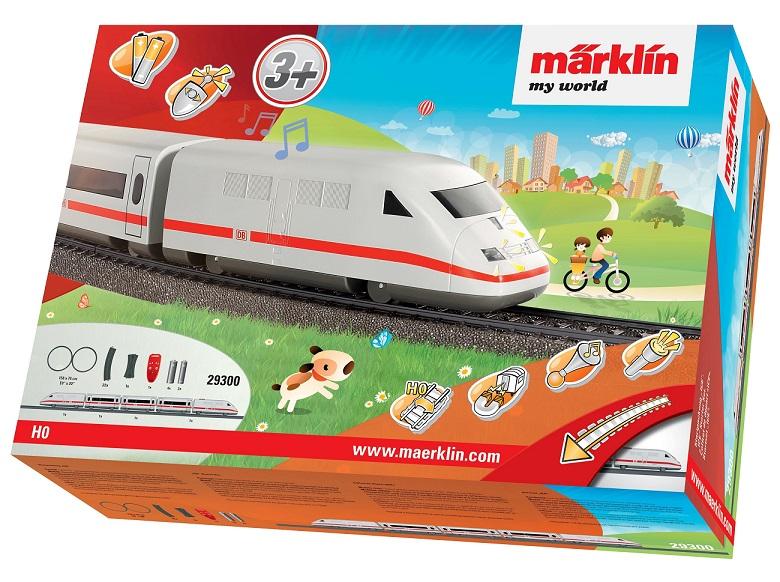 Märklin - MW IRC Vlak Ice s kolejnicemi 29300