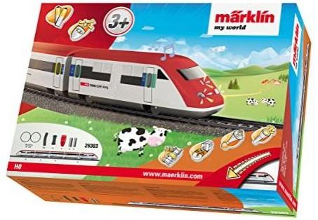 Märklin - MW IRC Vlak ICN s kolejnicemi 29303