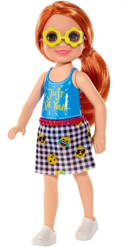 MATTEL - Barbie panenka Chelsea Club 14cm