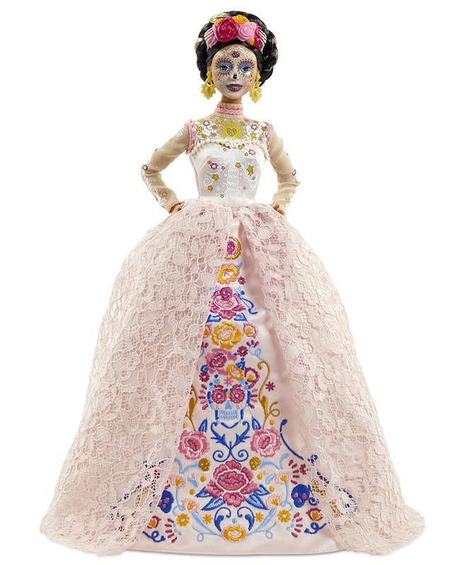MATTEL - Barbie Panenka Dia De Muertos