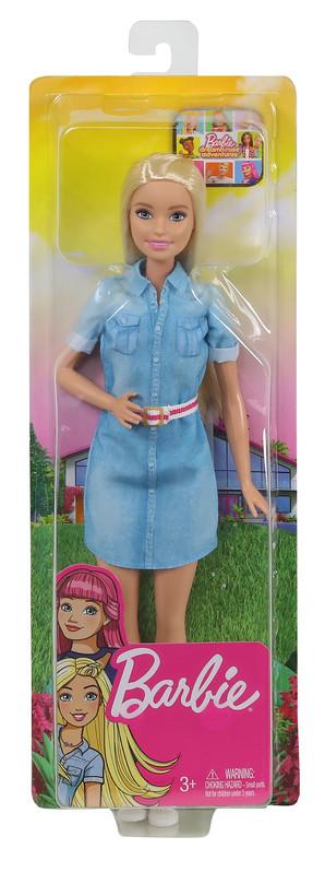 MATTEL - Barbie Barbie