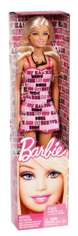 Mattel - Barbie Barbie V Šatech Asst