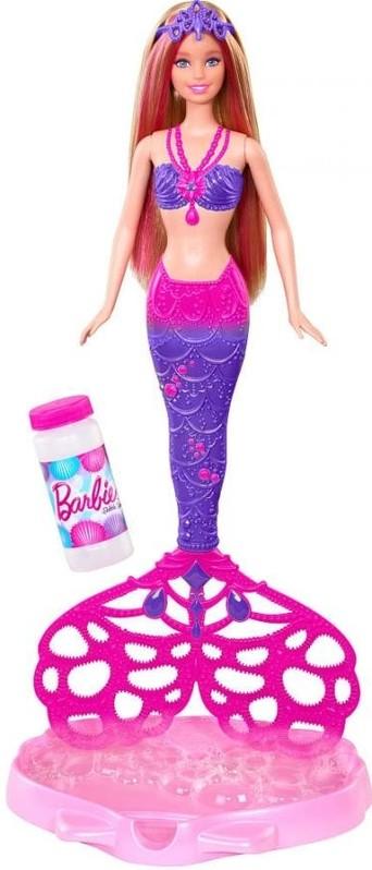 MATTEL - Barbie Bublinková mořská panna CFF49