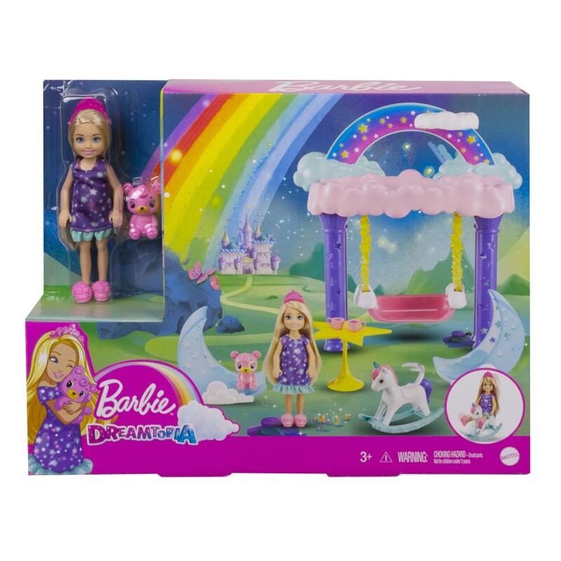 MATTEL - Barbie Chelsea Herní Set , Mix Produktů