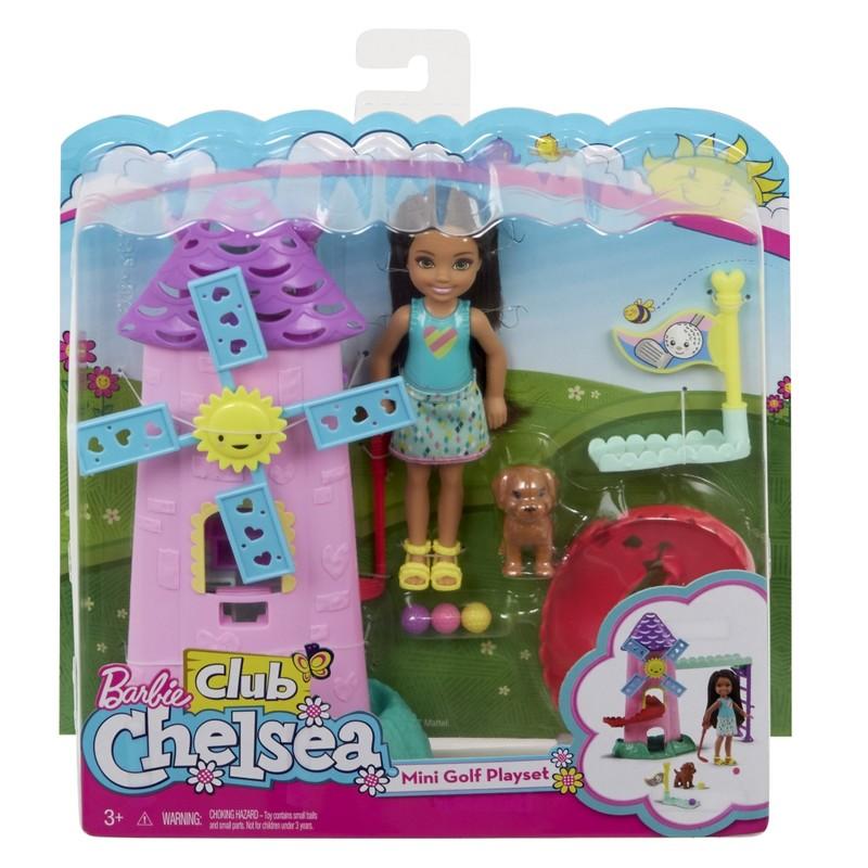 MATTEL - Barbie Chelsea Minigolf Herní Set