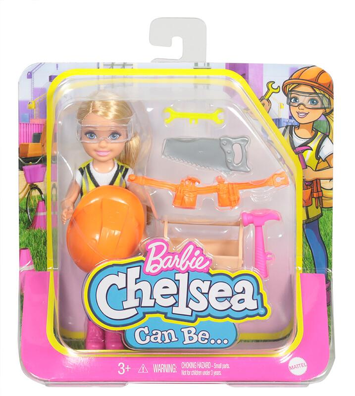 MATTEL - Barbie Chelsea V Povolání , Mix Produktů