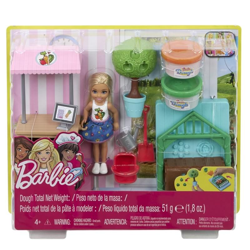 MATTEL - Barbie Chelsea Zahradnice Herní Set