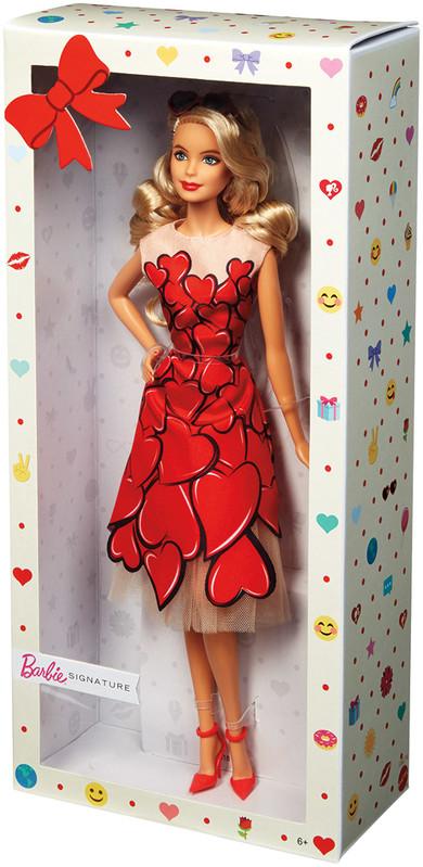 MATTEL - Barbie Dárková Barbie