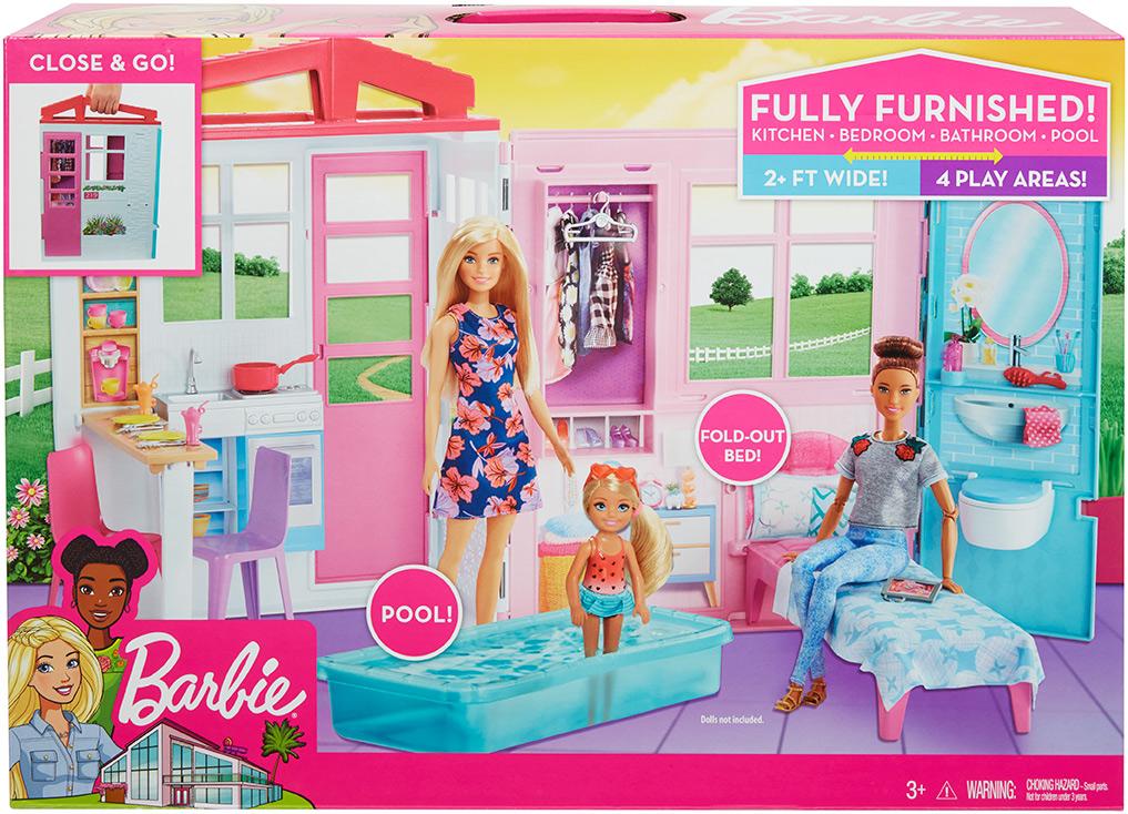 MATTEL - Barbie Dům