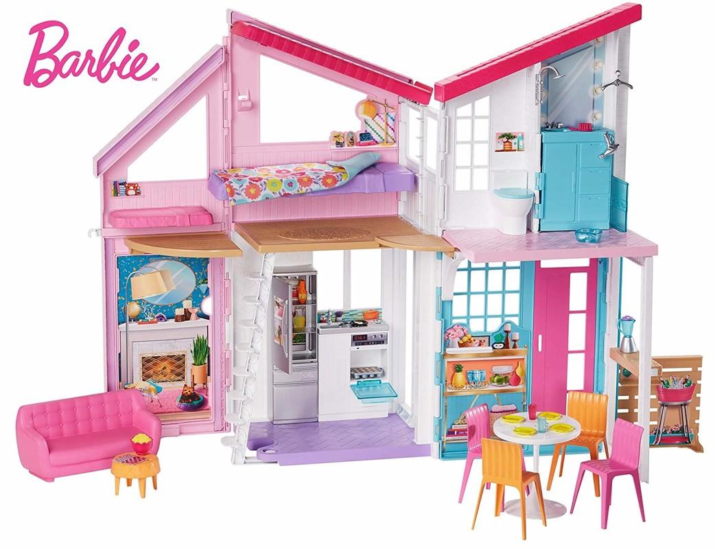 MATTEL - Barbie dům v Malibu 2019