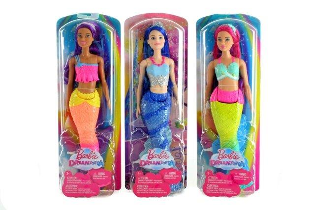 MATTEL - Barbie Dreamtopia - Mořská panna