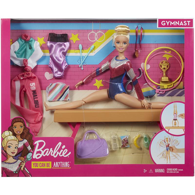 MATTEL - Barbie Gymnastka Herní Set