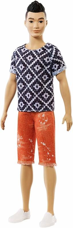 MATTEL - Barbie Ken Fashionistas 115 Boho Hip