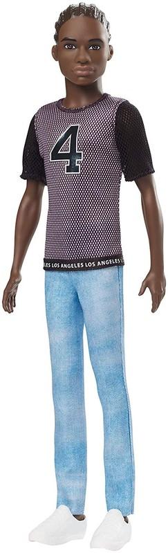 MATTEL - Barbie Ken model Černoch GDV13