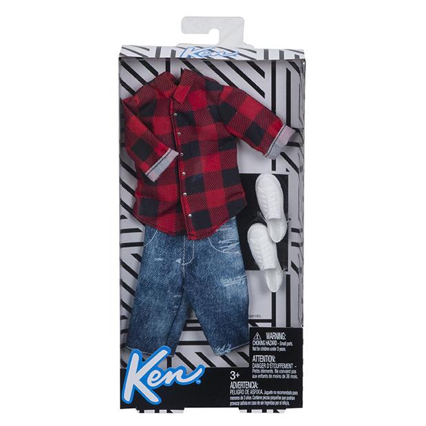 MATTEL - Barbie Kenovy Oblečky - Mix