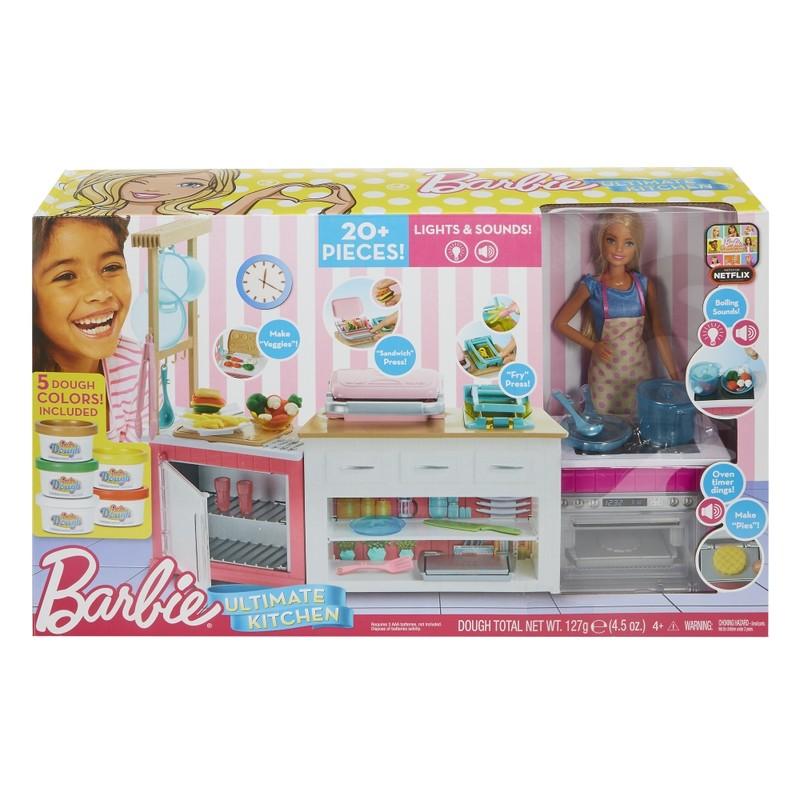 MATTEL - Barbie Kuchyně Snů