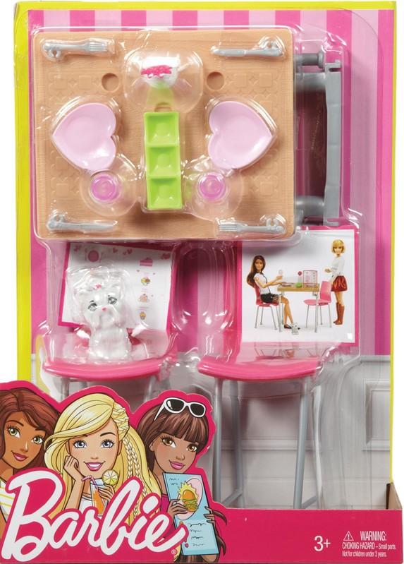 MATTEL - Barbie Nábytek Asst