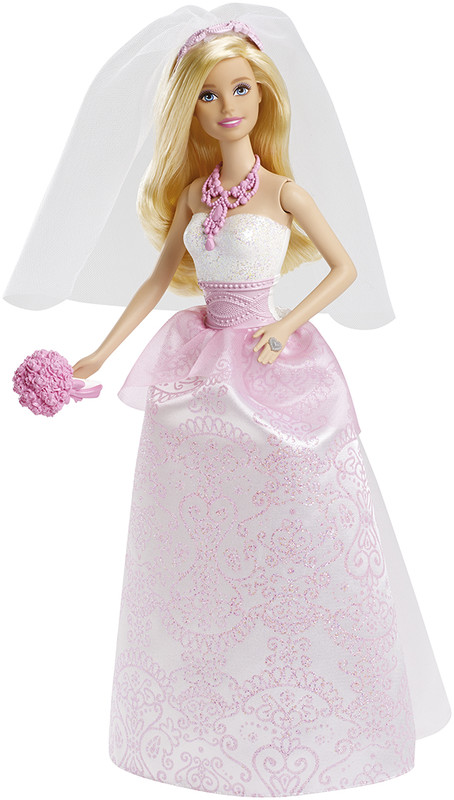 MATTEL - Barbie Nevěsta