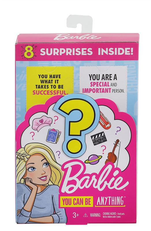 MATTEL - Barbie Oblečky Pro Povolání S Překvapením, Mix Produktů