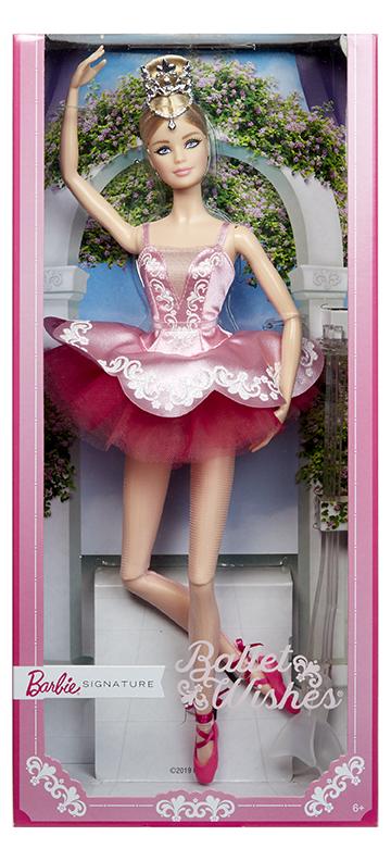 MATTEL - Barbie Překrásná Baletka