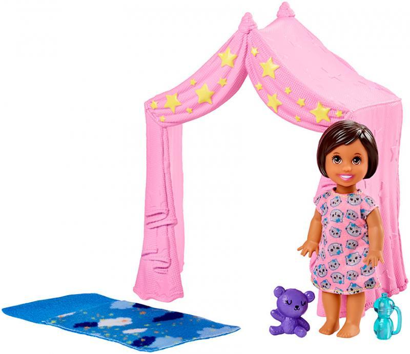 MATTEL - Barbie Příběh Z Deníku Chůvy - Mix