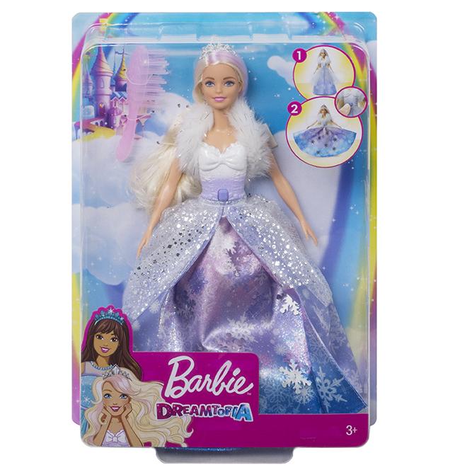 MATTEL - Barbie Sněhová Princezna
