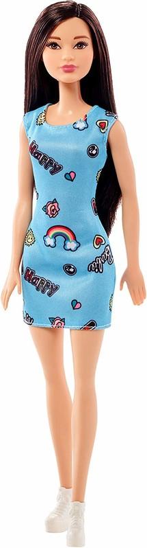MATTEL - Barbie v modrých šatech