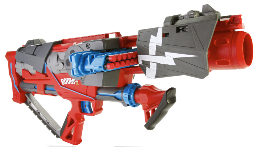 Mattel - Boomco Rapid Madness Blaster Y8618