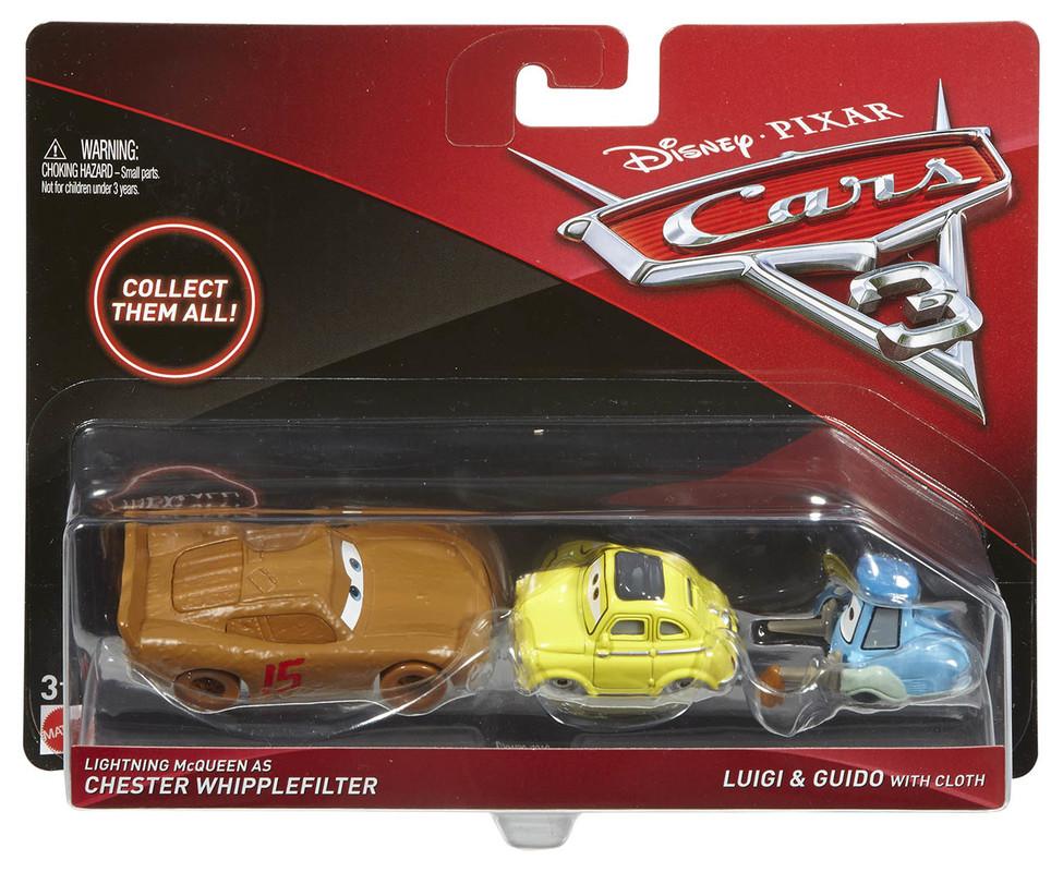 MATTEL - Cars 3 Auta 2Ks Asst