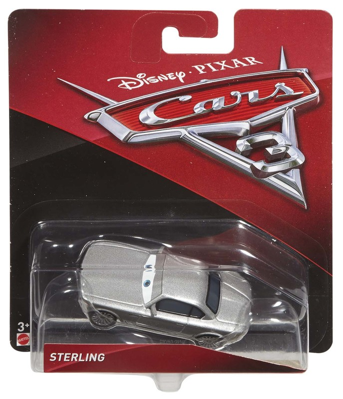 MATTEL - Cars 3 Auta Asst