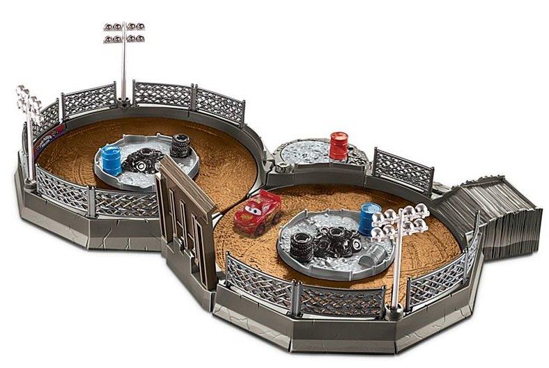 MATTEL - Cars 3 Mini Herní Set