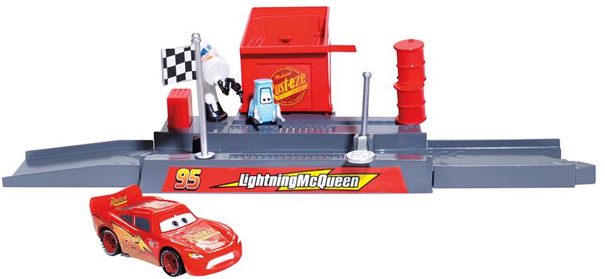 Mattel - Cars vystřelovací ASST