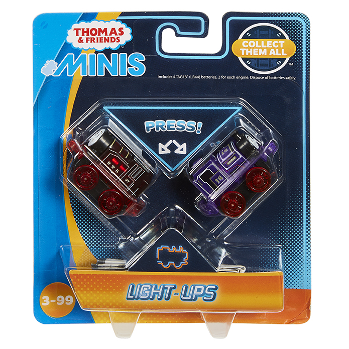 MATTEL - Fisher Price Svítící Minimašinky