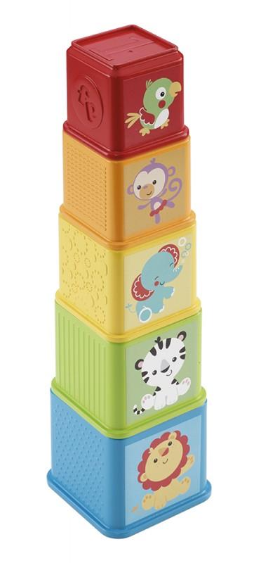 MATTEL - Fisher Price zvieratková věž