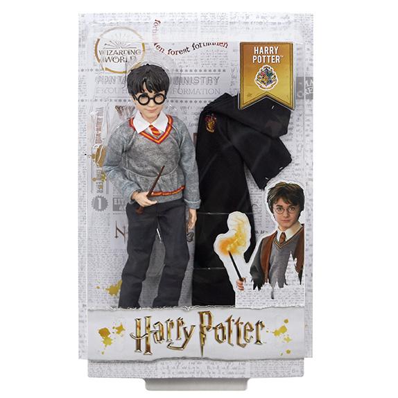 MATTEL - Hp Harry Potter A Tajemná Komnata Panenka - Mix