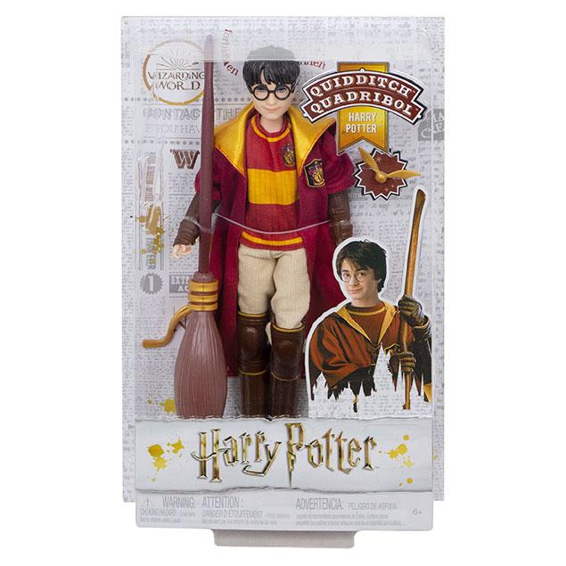 MATTEL - Hp Harry Potter A Tajemná Komnata Metlobal - Mix