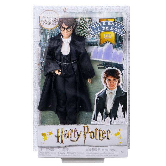 MATTEL - Hp Harry Potter Vánoční Ples - Mix